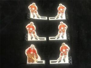 Eagle Coleco Team Russia Table Hockey Team Plastic Soviet Union