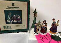 Dept. 56 Two Turtle Doves - Twelve Days of Dickens' Village #58360 Christmas MIB