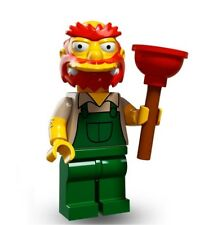 LEGO Simpsons Series 2 71009 MINIFIGURE - WILLIE THE GROUNDSKEEPER