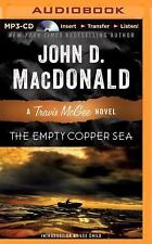 Travis Mcgee Mysteries: The Empty Copper Sea 17 by John D. MacDonald (2014, MP3