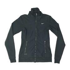 Nike Running Jacket Full Zip Black Size Small women's