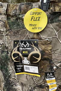 Realtree Flex Camo Men's Size 36 X 34 Hunting Pants NWT , BD