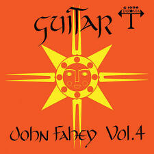 John Fahey - Vol 4 / The Great San Bernardino Birthday... LP RE NEW ORANGE VINYL