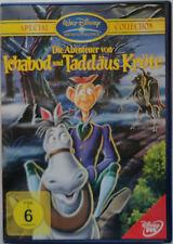 Disney DVD Die Abenteuer von Ichabod und Taddäus Kröte - Special Collection 2004