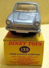 Dinky Toys, 139 Ford Consul Cortina Mk 1,   original