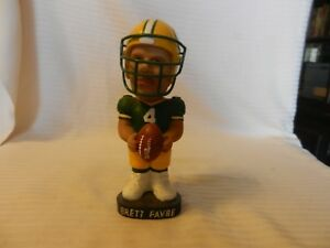 Brett Favre #4 Green Bay Packers Bobble Head Figurine from Bobble Dobbles