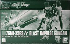 Gundam HG 1/144 Gundam Seed Destiny ZGMF-X56S/Y Blast Impulse Gundam Revive USA