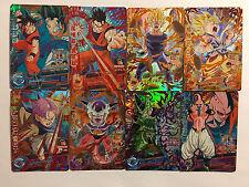 Dragon Ball Heroes HG1 Campaign Set 8/8 CP
