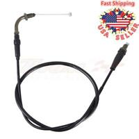 Throttle Cable Comp For Honda Sportrax400 TRX400X TRX400EX TRX300 TRX250 1999-14
