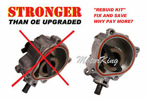Vacuum Pump Rebuild kit For Beetle Golf Jetta Passat Rabbit 2.5L Brake Booster