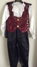 NEW Child Age 4-6 Dressy Colonial Vampire Party Cosplay COSTUME