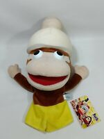 Sony Ape Escape Piposaru Hand Puppet Plush Doll Toy Taito Prize Japan TAG 15""