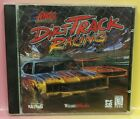 Dirt Track Racing Cd Rom Pc Computer Game 1 Owner! Tested / Working !