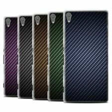 Étuis, housses et coques Sony en fibre de carbone pour téléphone mobile et assistant personnel (PDA)