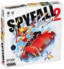 Spyfall 2 Card Game: Cryptozoic Entertainment NEW MISB