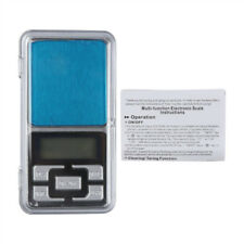 500g/0.1g Mini Digital LCD Electronic Jewelry Pocket Portable Weight Scale GB