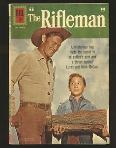 Rifleman # 10 - Classic cover Good+ Cond.