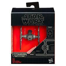 Star Wars The Force Awakens Black Series Titanium - First Order TIE Fighter