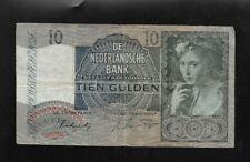 10 Gulden 11 Juli 1941  Eiamaya
