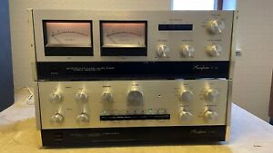Accuphase C-200 Controller/ Pre-Amplifier and P300 power Amp