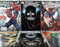 💥 AMAZING SPIDER-MAN #568 569 570 571 572 573 NEW WAYS TO DIE ANTI-VENOM GRANOV