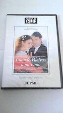 "DVD ""CUANDO VUELVAS A MI LADO"" PRECINTADA GRACIA QUEREJETA MERCEDES SAMPIETRO"
