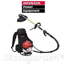 Débroussailleuse Honda UMR 435T LE ET de 35 cm³ sac à dos.