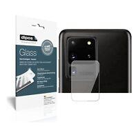 2x Pellicola per Samsung Galaxy S20 Ultra 5G obiettivo fotocamera Protettiva