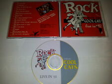 Rock with the Cool Cats Live in 92 CD (1992)