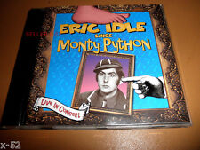 ERIC IDLE sings MONTY PYTHON cd LIVE in CONCERT Spam Song meaning of life Bright