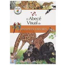 El abec visual de los animales salvajes Coleccin Abec Visual Abece Visual S