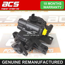 PEUGEOT BOXER POWER STEERING PUMP 2.2 HDI 2006 TO 2012 - GENUINE RECONDITIONED