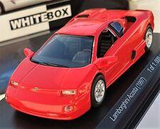 WHITEBOX COLLECTORS MODEL LAMBORGHINI ACOSTA PC-BOX DIECAST ECHELLE 1:43 NEW OVP