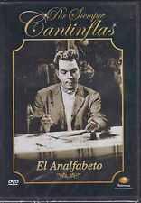 DVD  - El Analfabeto NEW Por Siempre Cantinflas FAST SHIPPING !