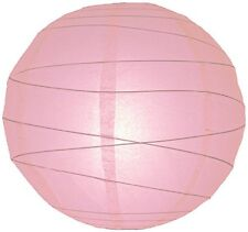 16'' Chinese Paper Lantern for any Wedding & party Decoration-Pink (Pack of 8)