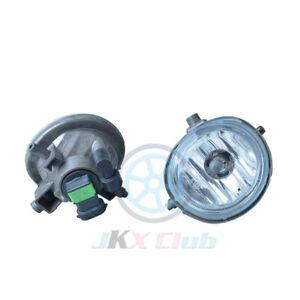 Pair Replacement Front Bumper Fog Lights Lamps j For Mazda 3 6 5 MX-5 Miata CX-7