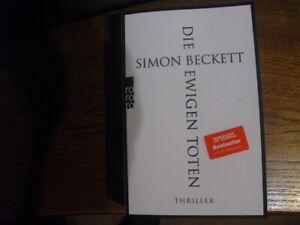 Die ewigen Toten von Simon Beckett (Taschenbuch)