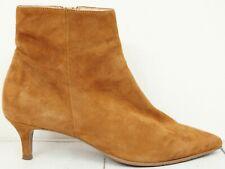 LAZZARINI 💕 Stiefeletten Gr. 39 Leder Damen Ankle Boots Flach Shoes