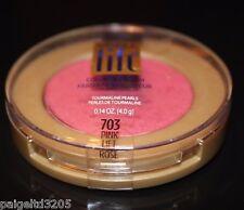 L'Oreal Loreal Color Lift Blush w/ Tourmaline Pearls #703 Pink Lift Rose