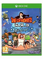 Worms W.m.d WMD All Stars Xbox One Xb1 With 3d Cover DLC