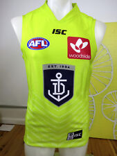 FREMANTLE DOCKERS TRAINING GUERNSEY  MENS SIZE L