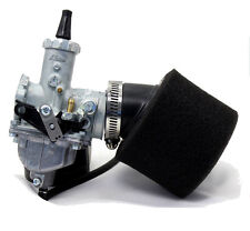 VM22 Mikuni Carburetor Carb and Air Filter for 140cs 150 160cc Dirt Pit Bike zu