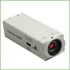 CCTV Monacor tvccd-400col color camera 12v & warranty