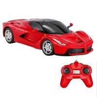 RASTAR 1/24 Scale Radio Control Model Car 48900 Ferrari LaFerrari Red