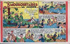 RECIT COMPLET : 3 MOUSQUETAIRES DU MAQUIS : LA MAISON HANTEE - 1945 MARIJAC