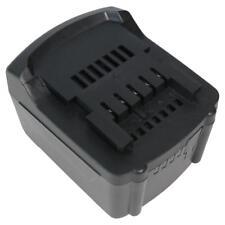 Batterie 14,4 V 3000 mAh Li-Ion pour Metabo BS 144 LTX impulsion 60214350 60214361