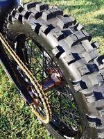 GT216HBN 140//80-18 Enduro Off-road Goldentyre Tire