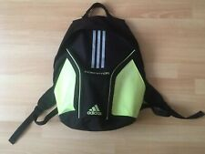 Adidas Predator Backpack - Black / Luminous Yellow