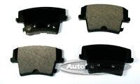 Disc Brake Pad Set-Semi-Metallic Pads Rear MF1057B fits 06-13 Dodge Charger