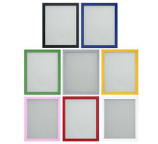 Frame Company Jellybean Range Bright Wooden Colourful Wooden Picture Photo Frame